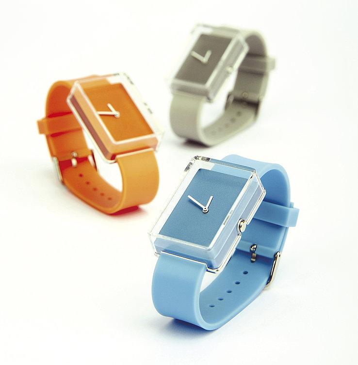 Time-exhibit watch | Red Dot Design Award
