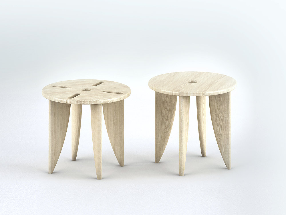 Fusion  Stools | Red Dot Design Award