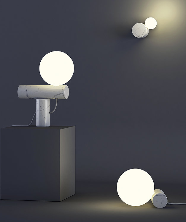 Bubbles Lamps | Red Dot Design Award