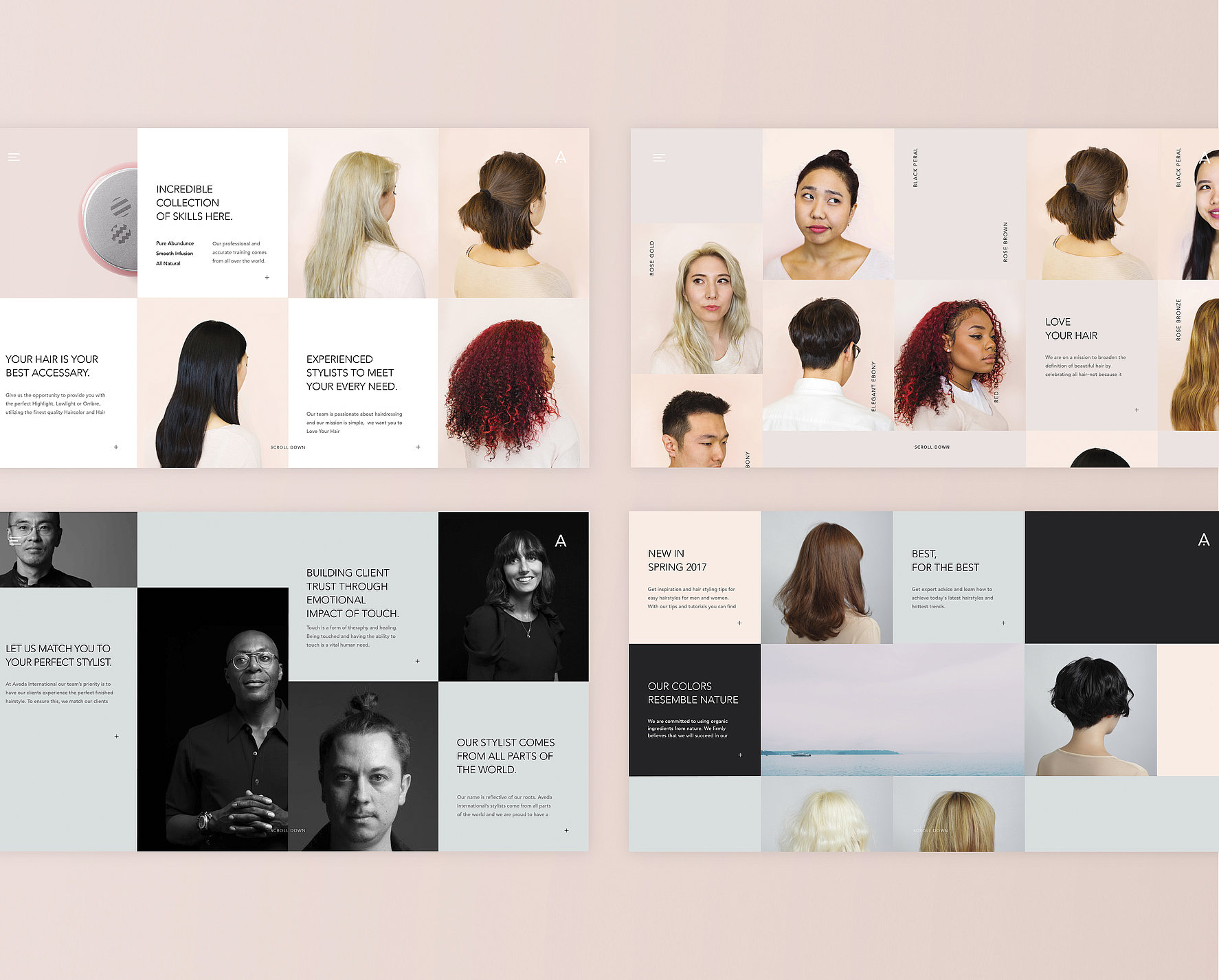 Aveda International | Red Dot Design Award