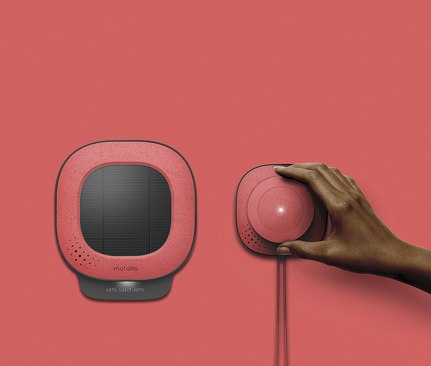 Malaika - Slum Home Security System | Red Dot Design Award