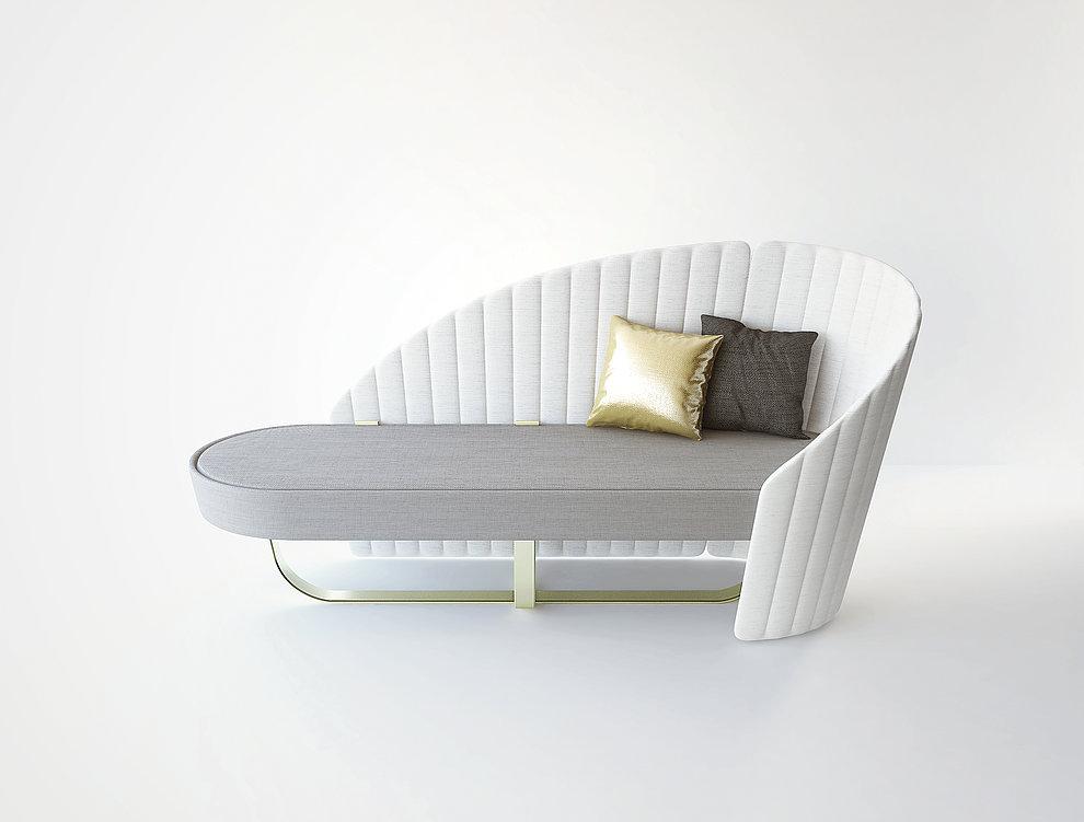 Sofa - Transformer SHELL | Red Dot Design Award