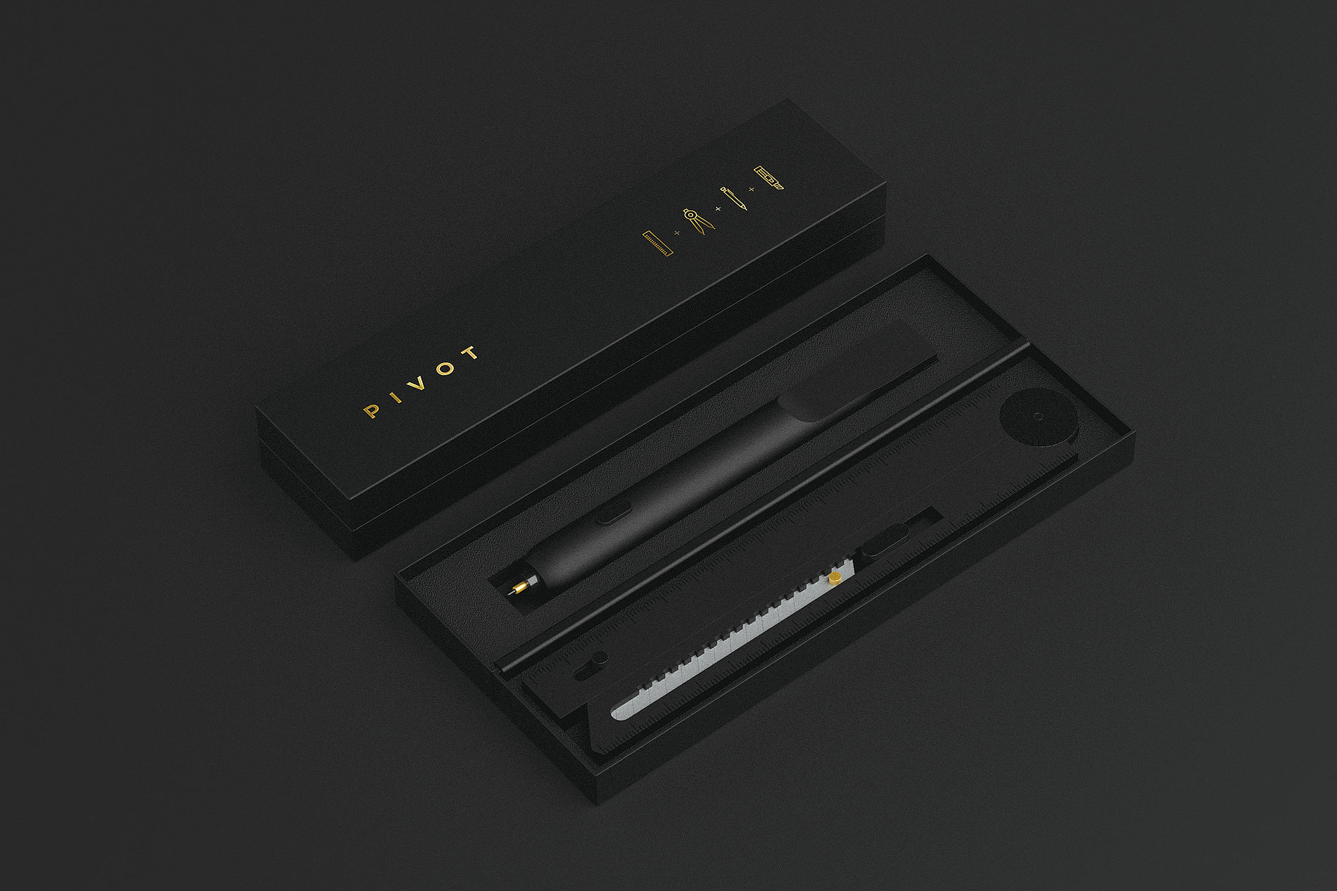 Compact Stationery | Red Dot Design Award