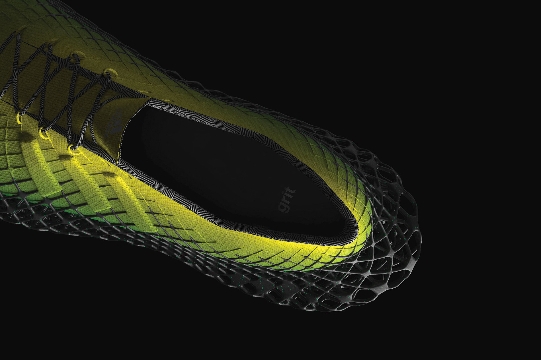 Grit - Resistance Training Shoes | Red Dot Design Award