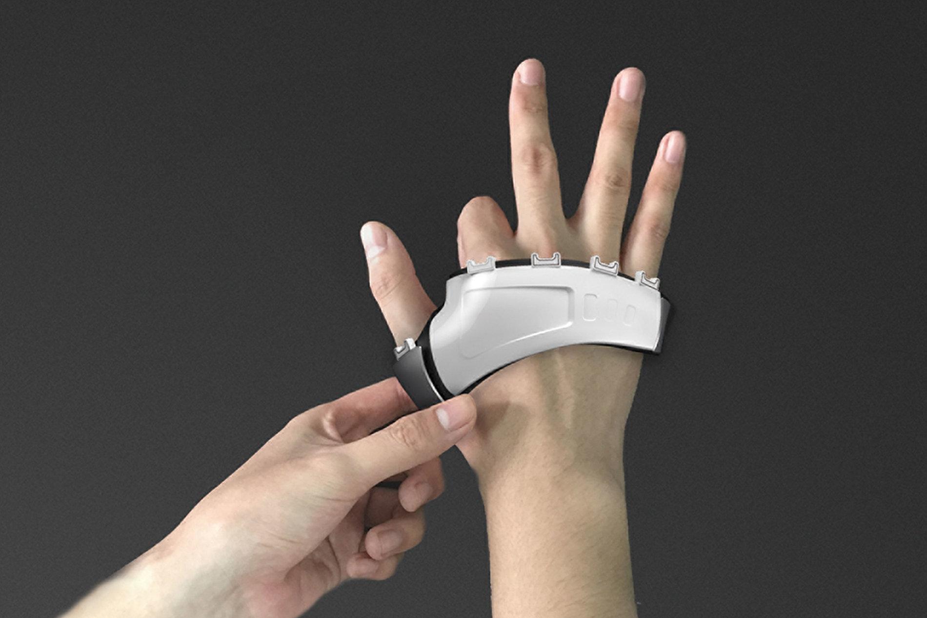 Smart Finger | Red Dot Design Award