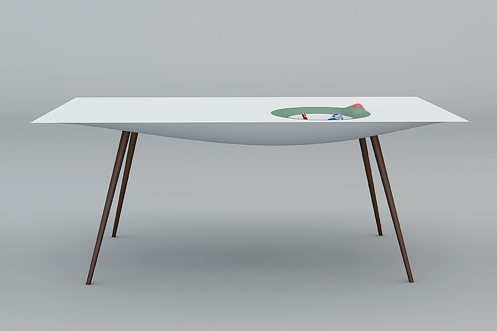 Golf Desk | Red Dot Design Award