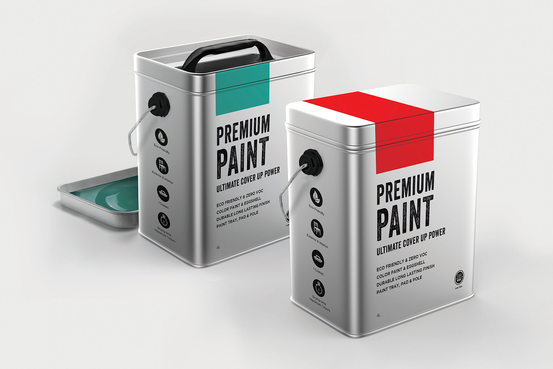 All-In-One Paint Package Design | Red Dot Design Award