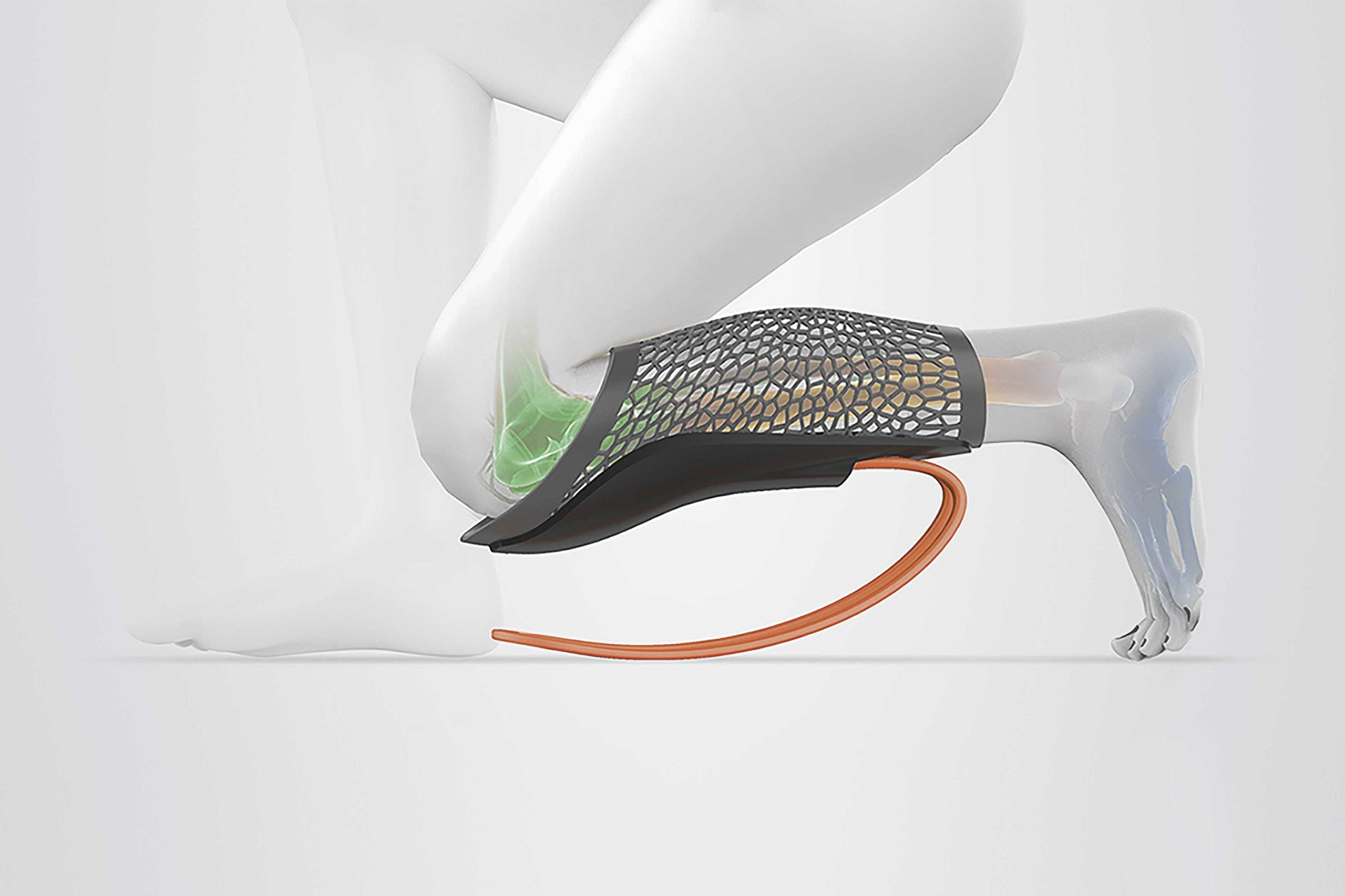 Assist Knee | Red Dot Design Award