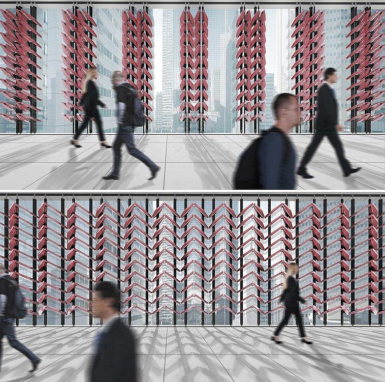 Ambience Wall | Red Dot Design Award
