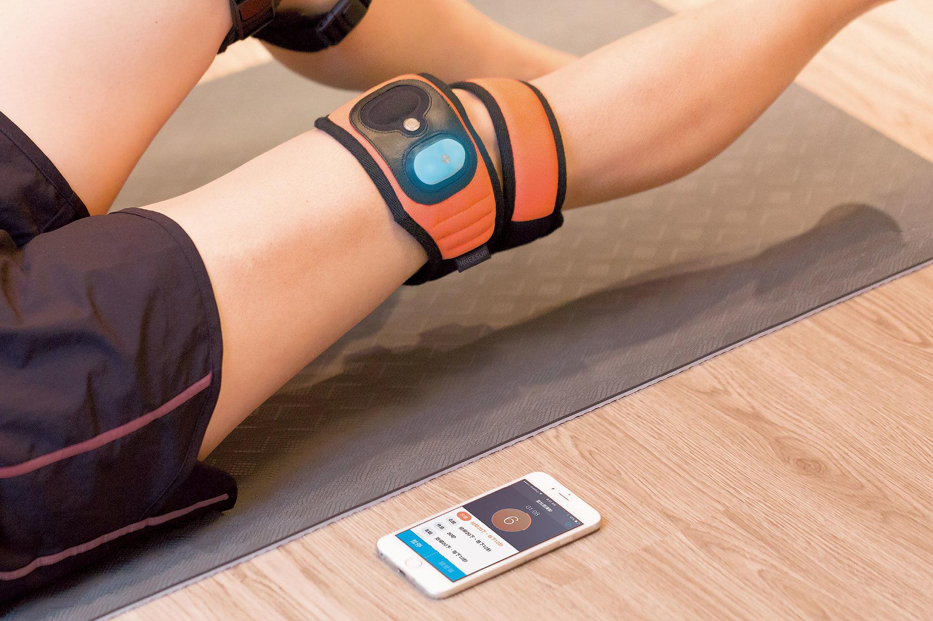 KNEESUP - Smart for Knee Health | Red Dot Design Award