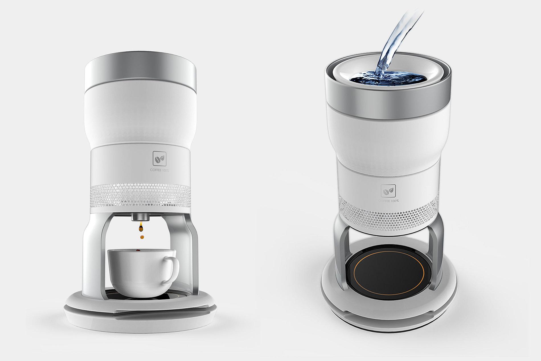 Coffee 100% | Red Dot Design Award