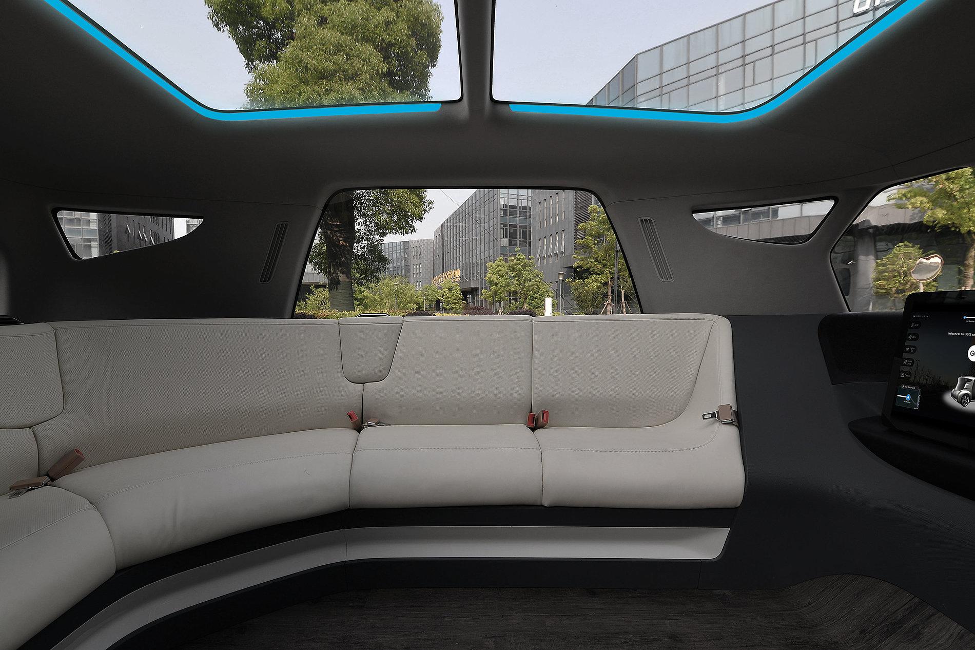 MC² self driving car | Red Dot Design Award
