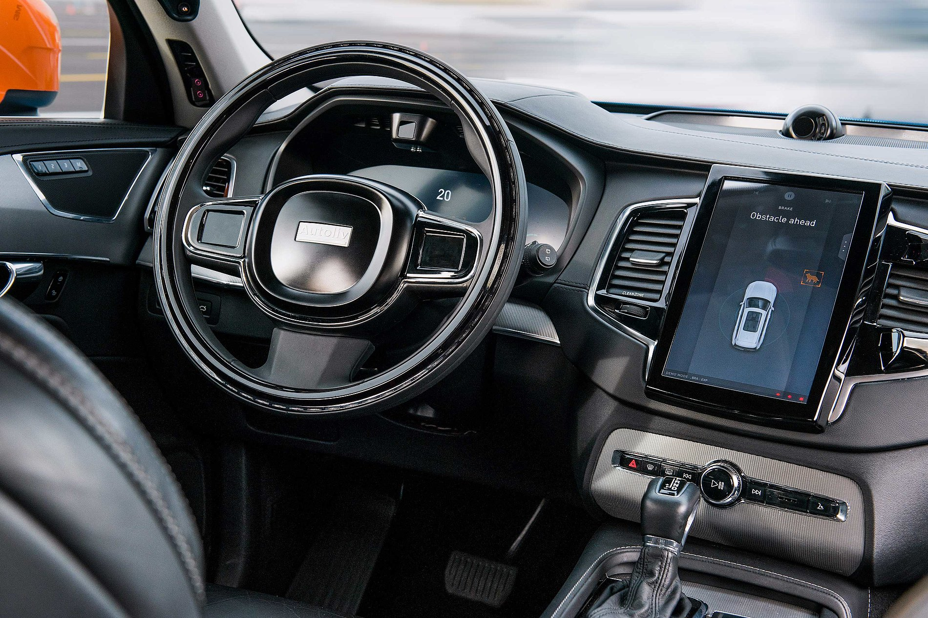 Autoliv - LIV - Learning Intelligent Vehicle   Red Dot Design Award