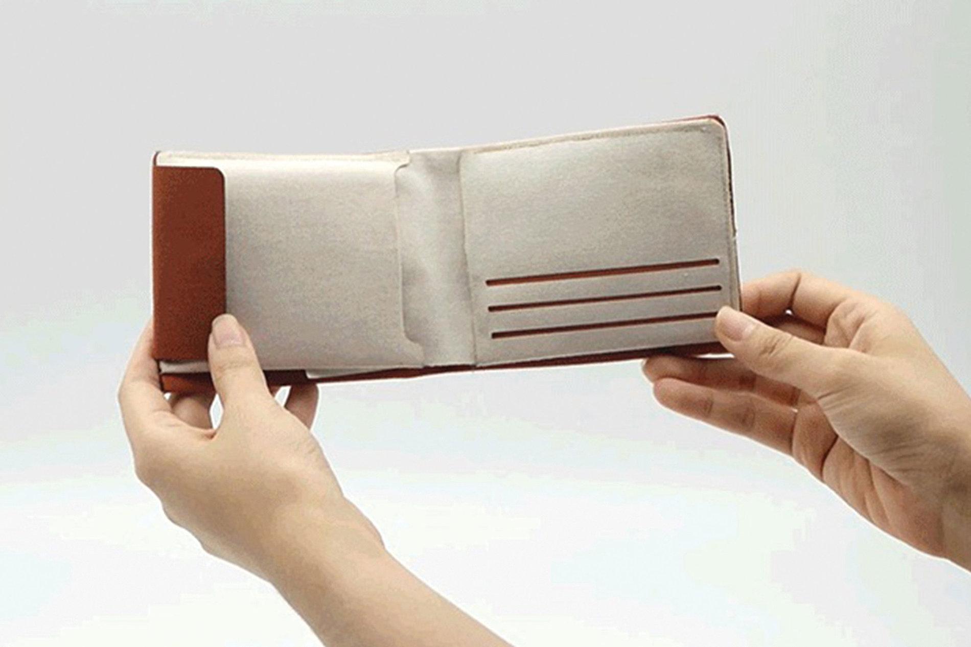 KIN Wallet | Red Dot Design Award