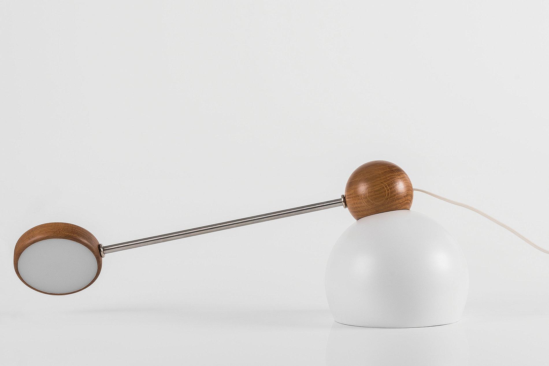 Magnetosphere Desk Lamp | Red Dot Design Award