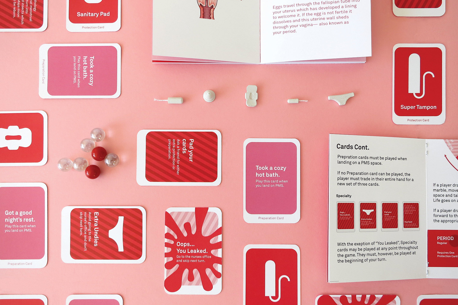 The Period Game | Red Dot Design Award