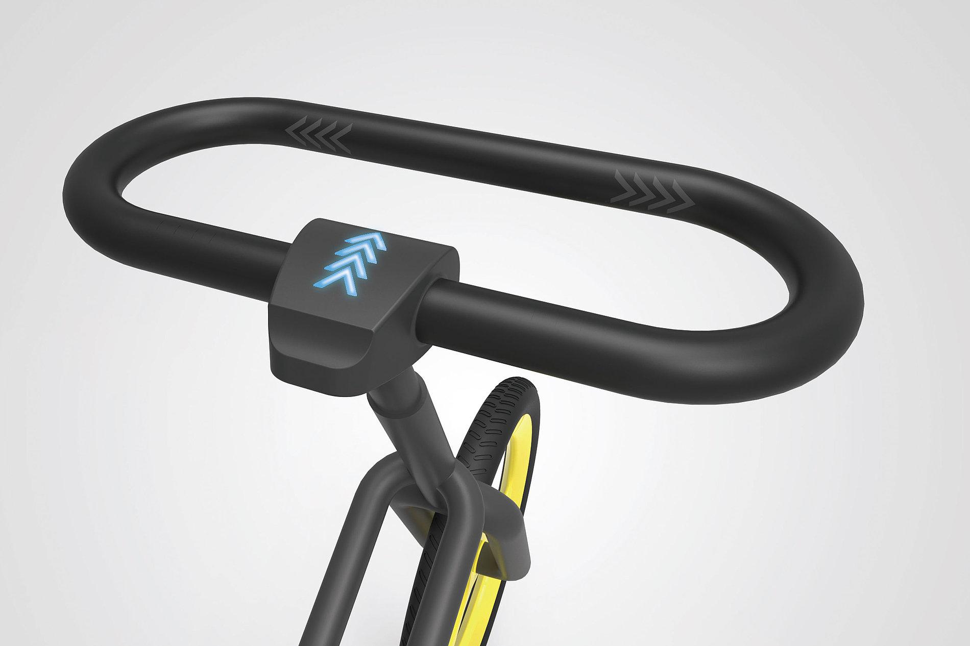 Smart Bicycle Design For Children | Red Dot Design Award