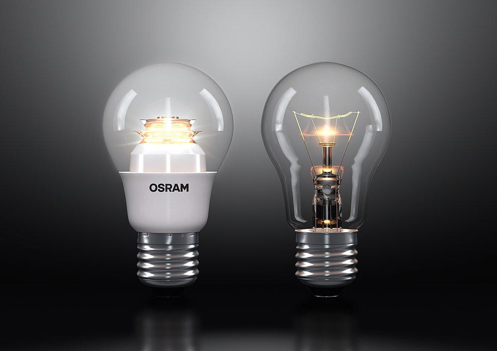 Red Dot Design Award: Osram LED Superstar Classic A40 advanced