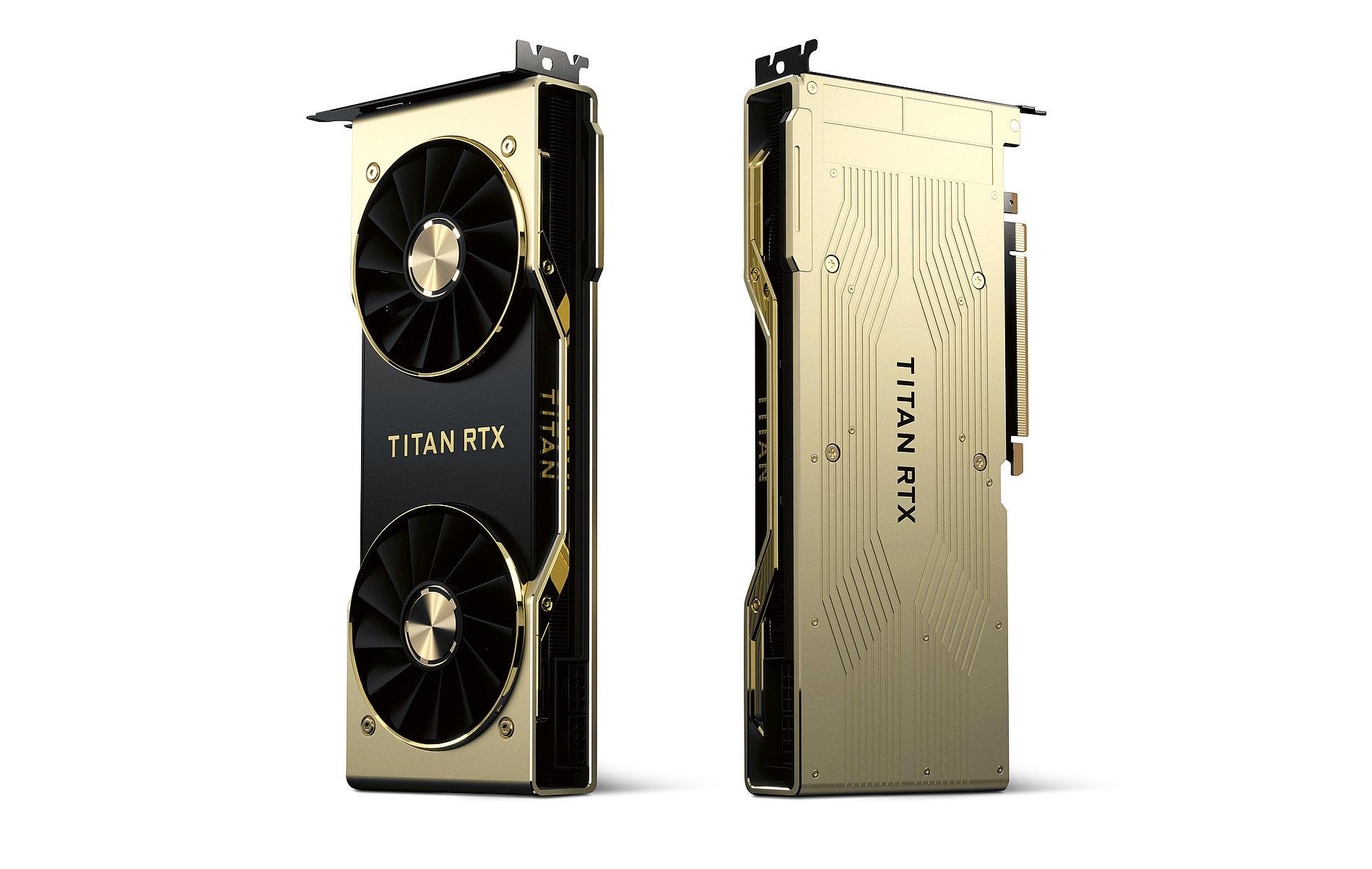Titan RTX | Red Dot Design Award