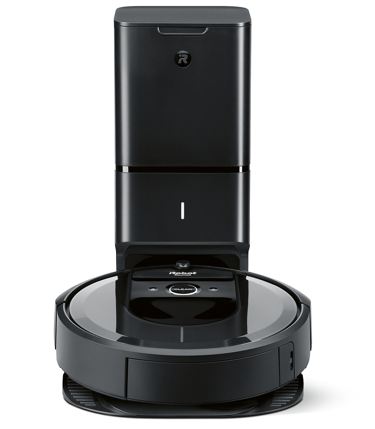 Roomba® i7+ with Clean Base™ Automatic Dirt Disposal | Red Dot Design Award