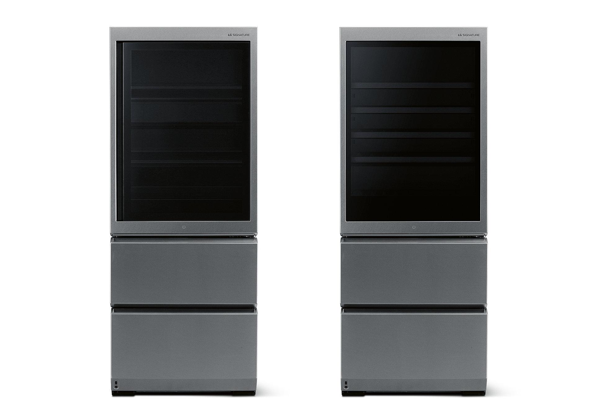 LG SIGNATURE Bottom Freezer | Red Dot Design Award