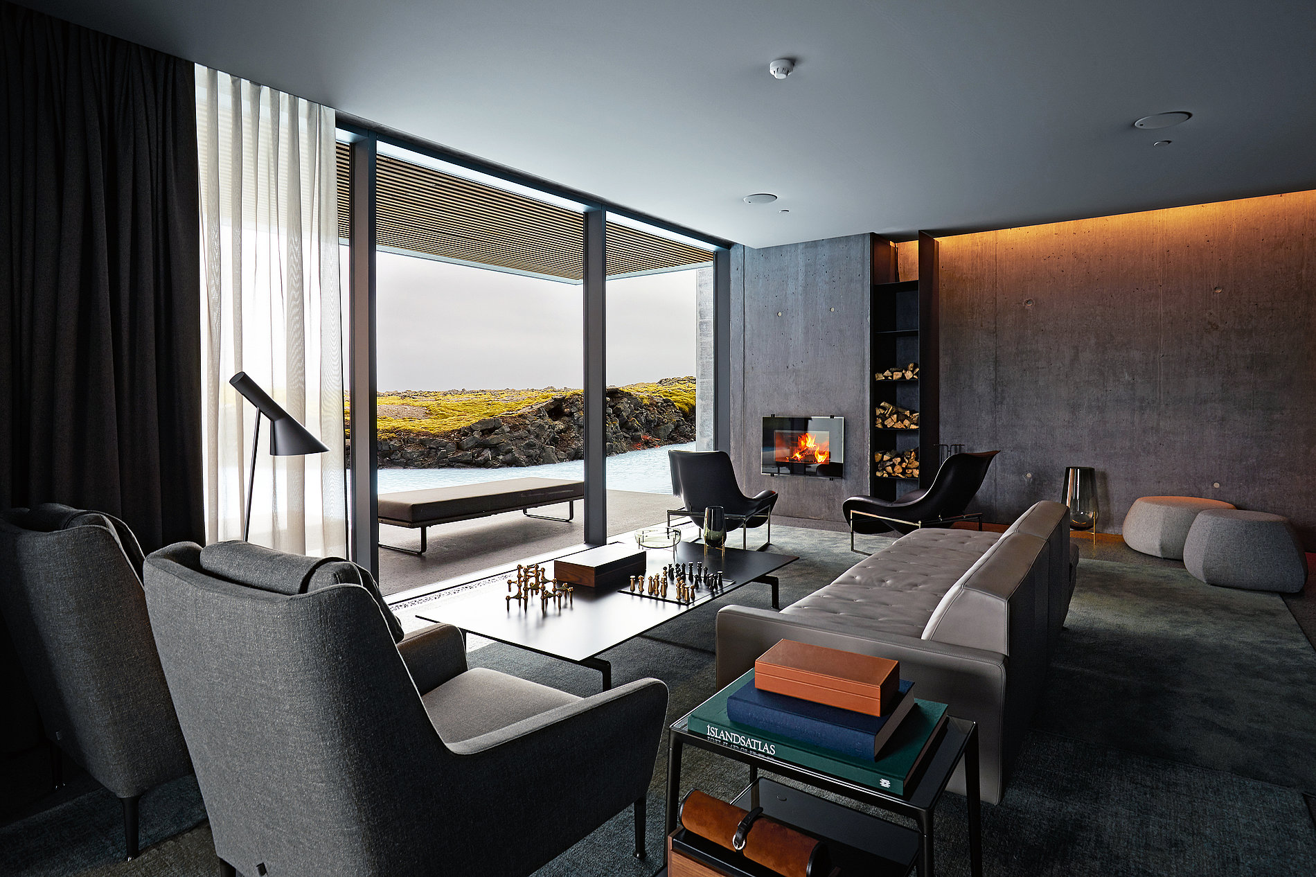 The Retreat at Blue Lagoon Iceland | Red Dot Design Award