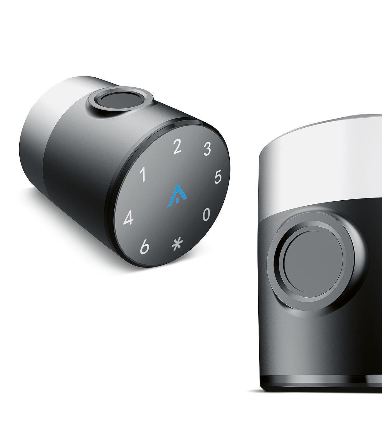 Multifunctional Smart Lock   Red Dot Design Award
