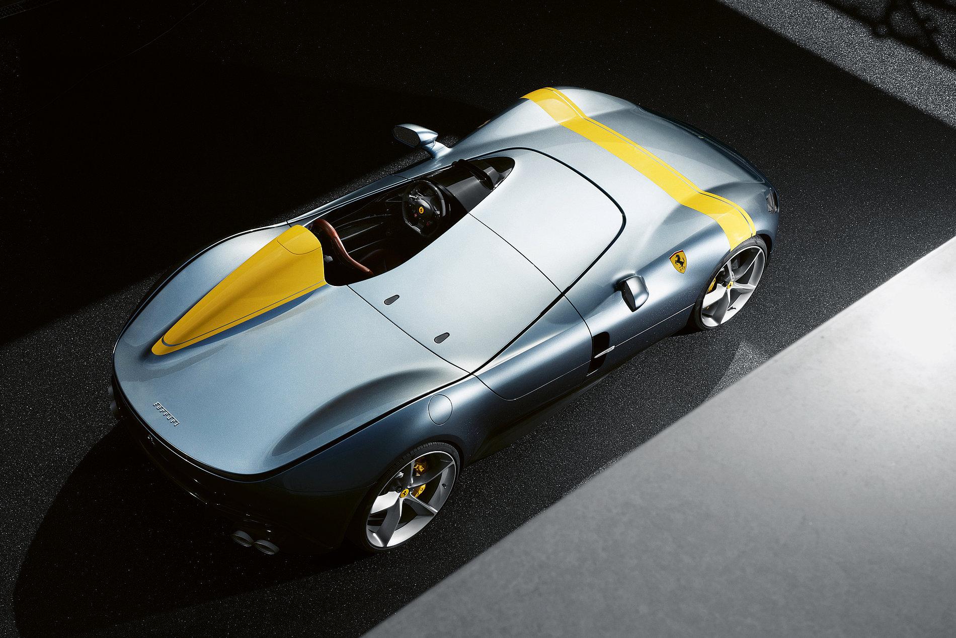 Ferrari Monza SP1 | Red Dot Design Award