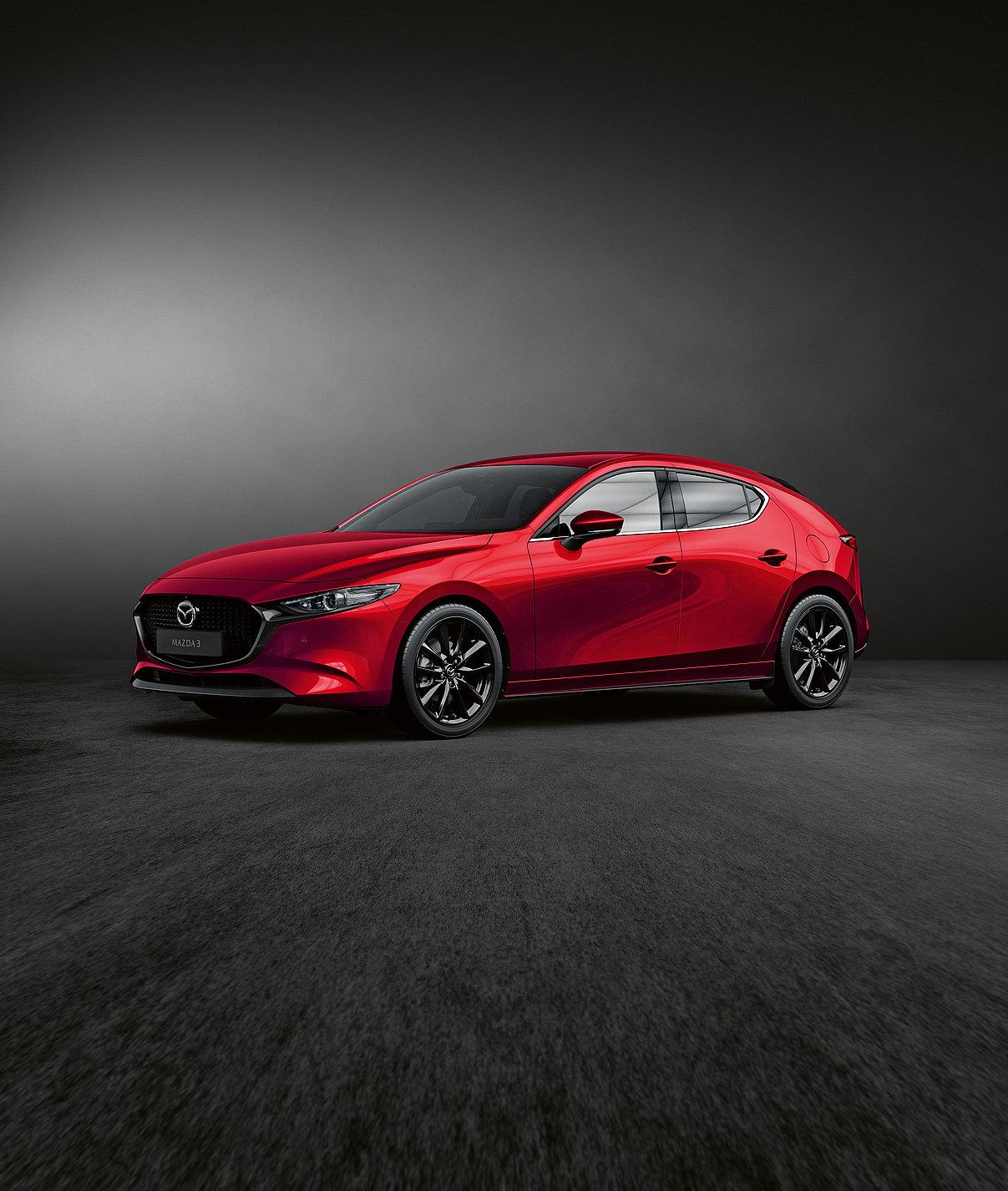 Mazda3 | Red Dot Design Award