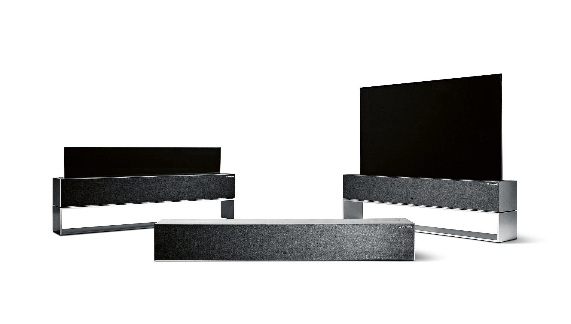 LG Signature R9 | Red Dot Design Award