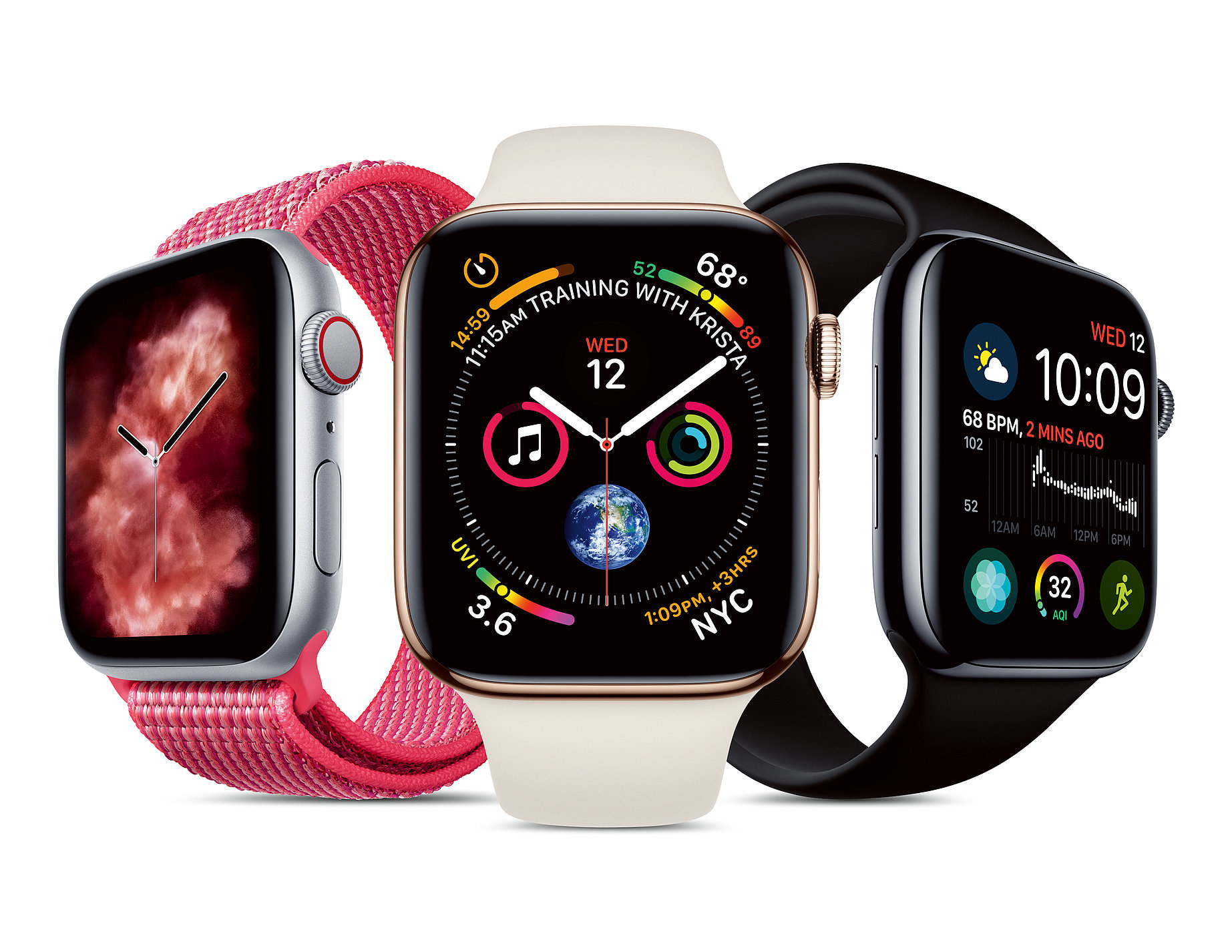 Apple Watch Series 4 | Red Dot Design Award