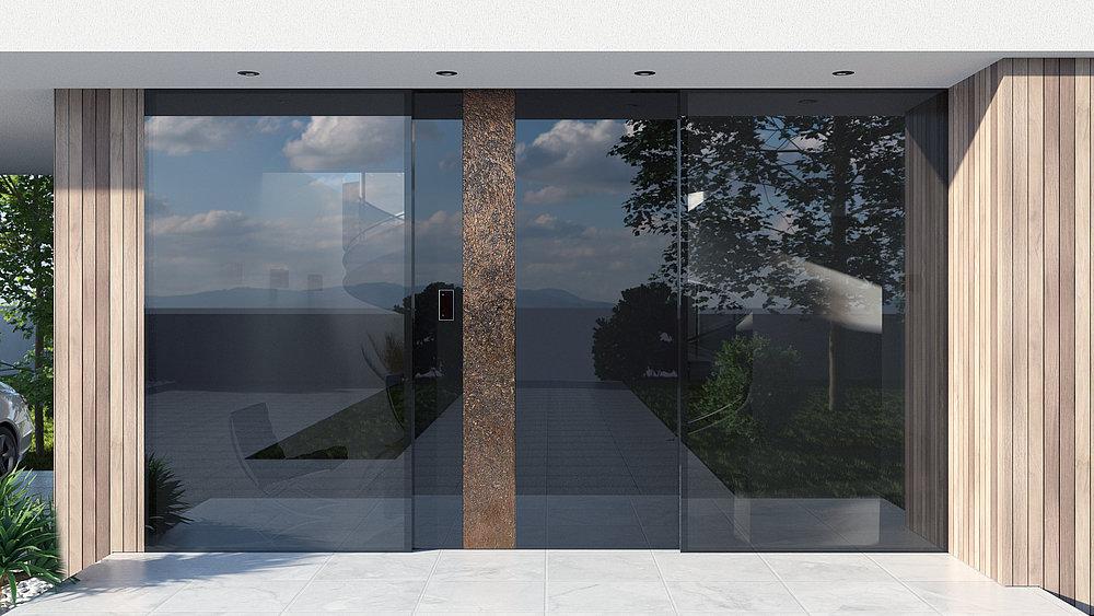 Pirnar Theatrica Entrance Wall | Red Dot Design Award