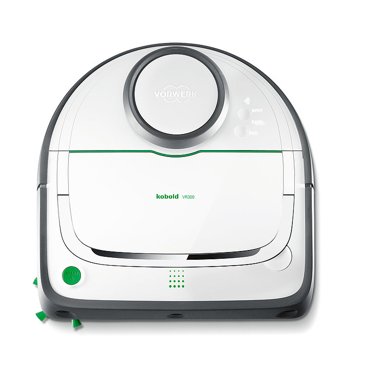 Vorwerk Kobold VR300 | Red Dot Design Award