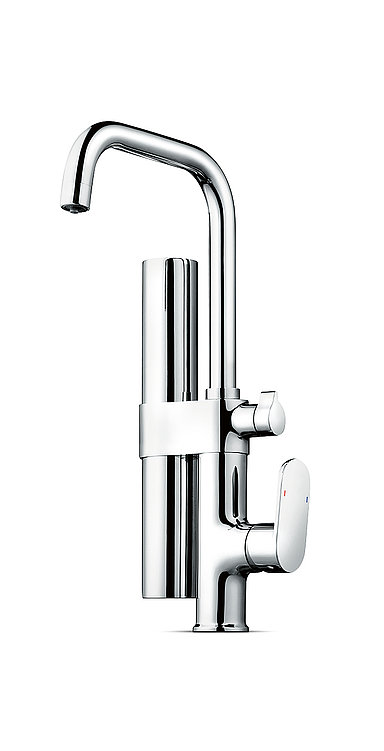 Kitchen Faucet with Water Purity Filter | Red Dot Design Award