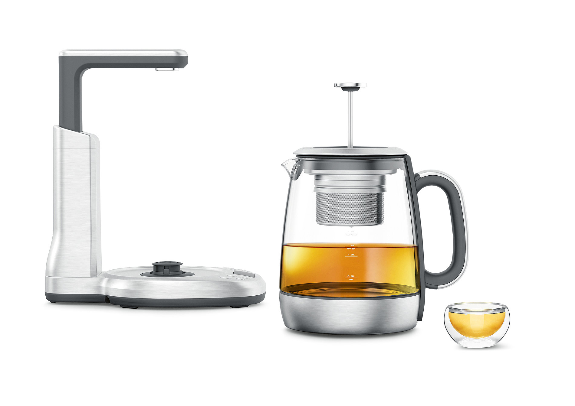 AUTO Tea Maker | Red Dot Design Award