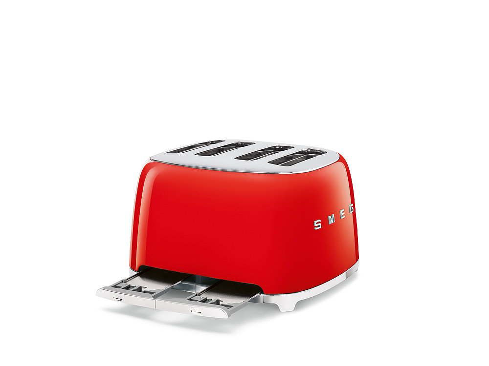 Smeg 4×4 Toaster (TSF03) | Red Dot Design Award