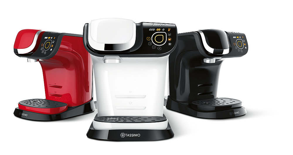 TASSIMO MyWay | Red Dot Design Award