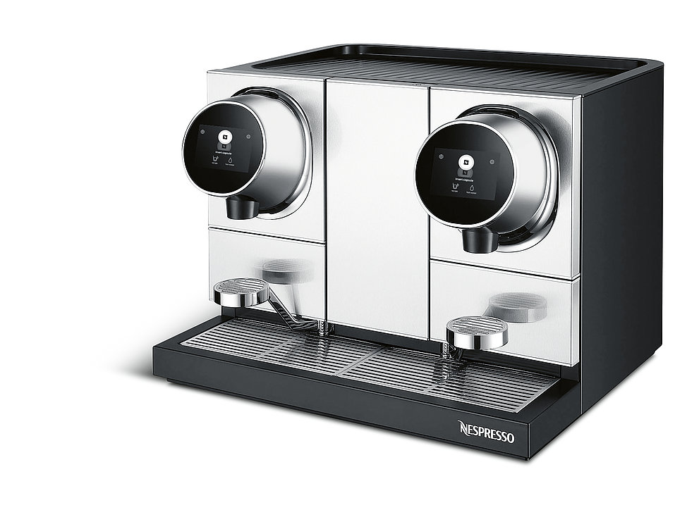 Nespresso Momento | Red Dot Design Award
