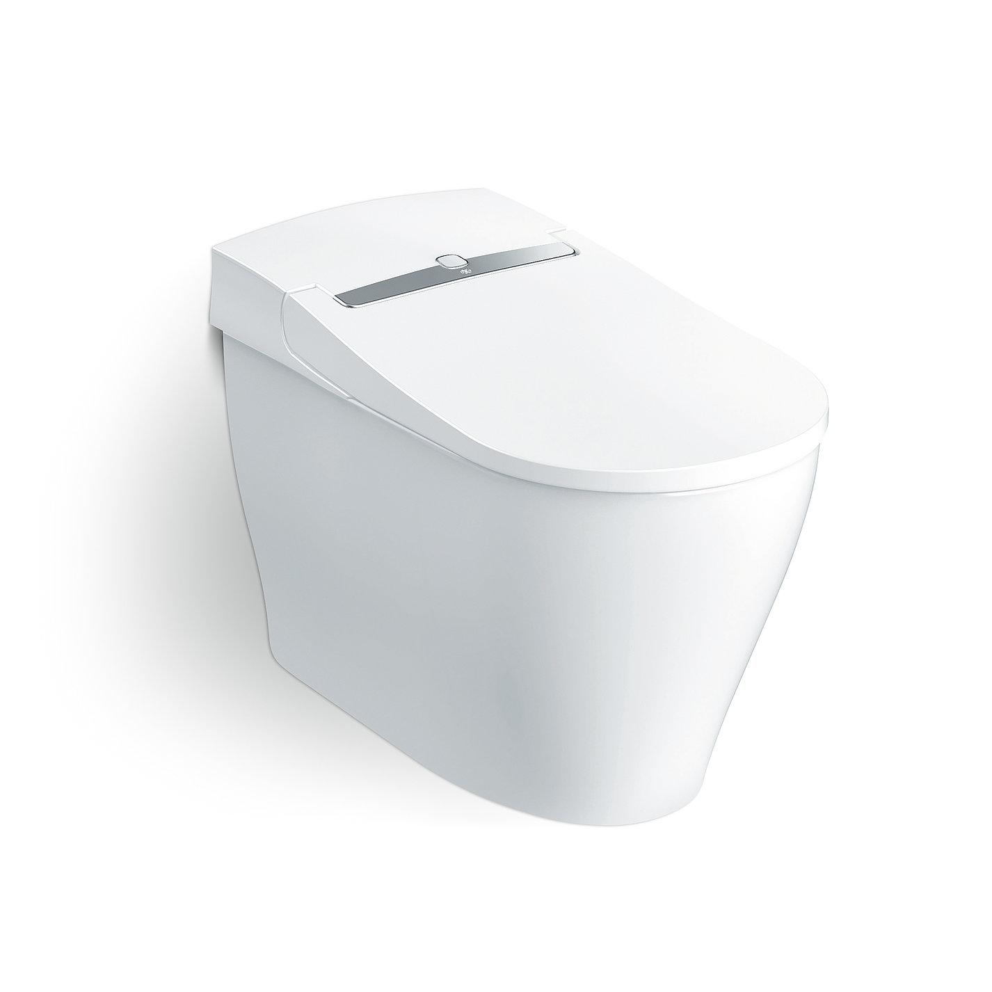 DXV AT200 LS SpaLet Integrated Bidet Toilet | Red Dot Design Award