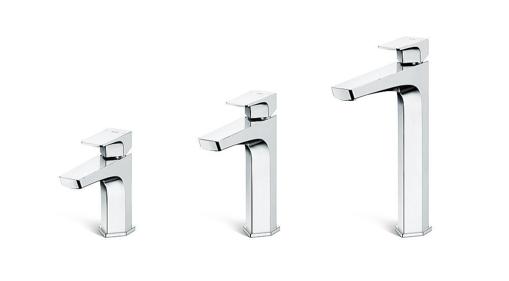 GE series lavatory faucet | Red Dot Design Award