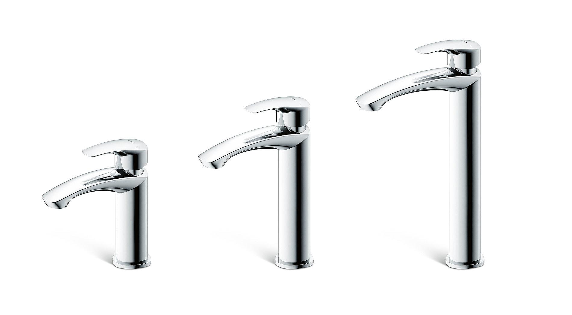 GM series lavatory faucet | Red Dot Design Award
