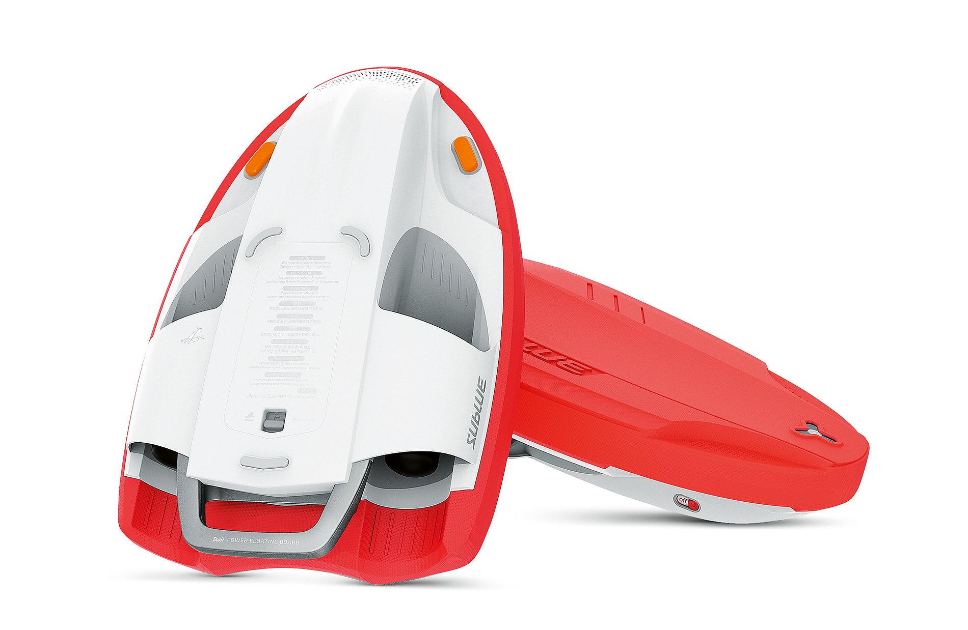 Swii Power Float Board | Red Dot Design Award