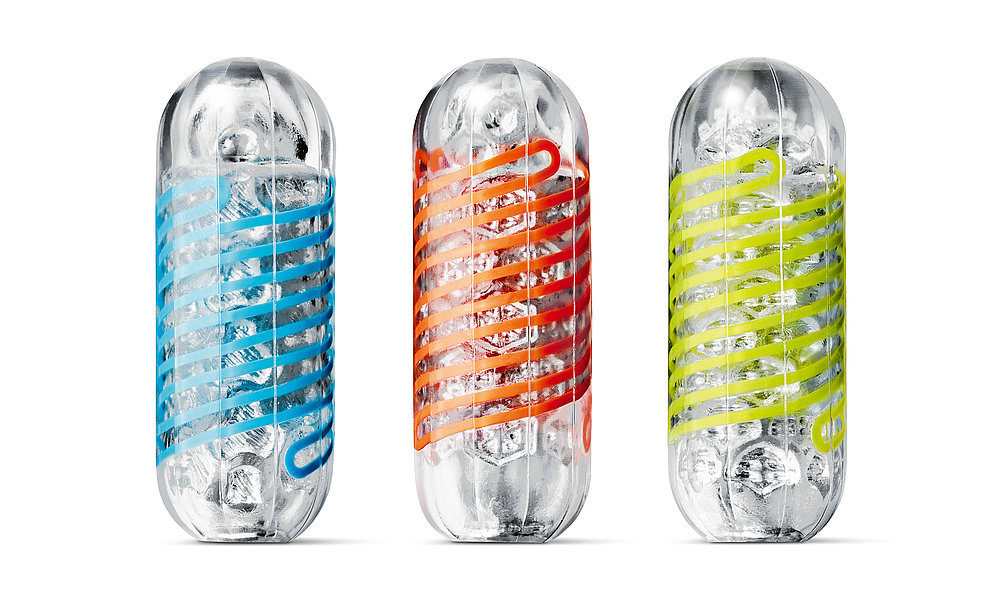 TENGA SPINNER | Red Dot Design Award