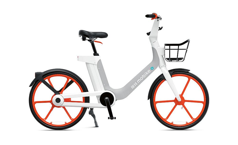 Mobike E-bike | Red Dot Design Award