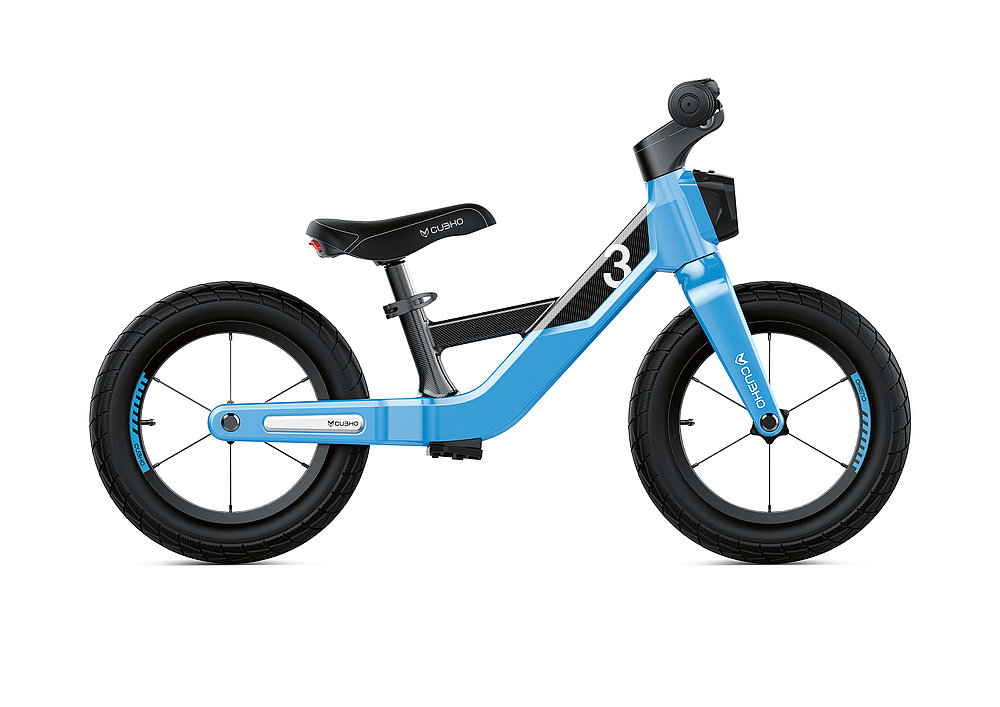 No.3 Athlete Balance Bike | Red Dot Design Award