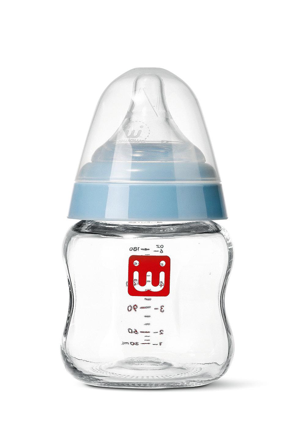 Baby Diamond Nursing Bottle   Red Dot Design Award