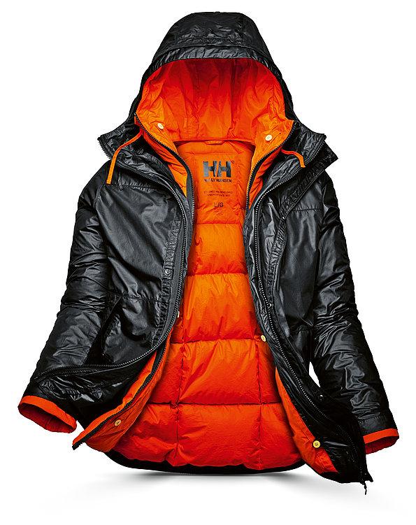 Arctic Patrol 3-in-1 Jacket | Red Dot Design Award