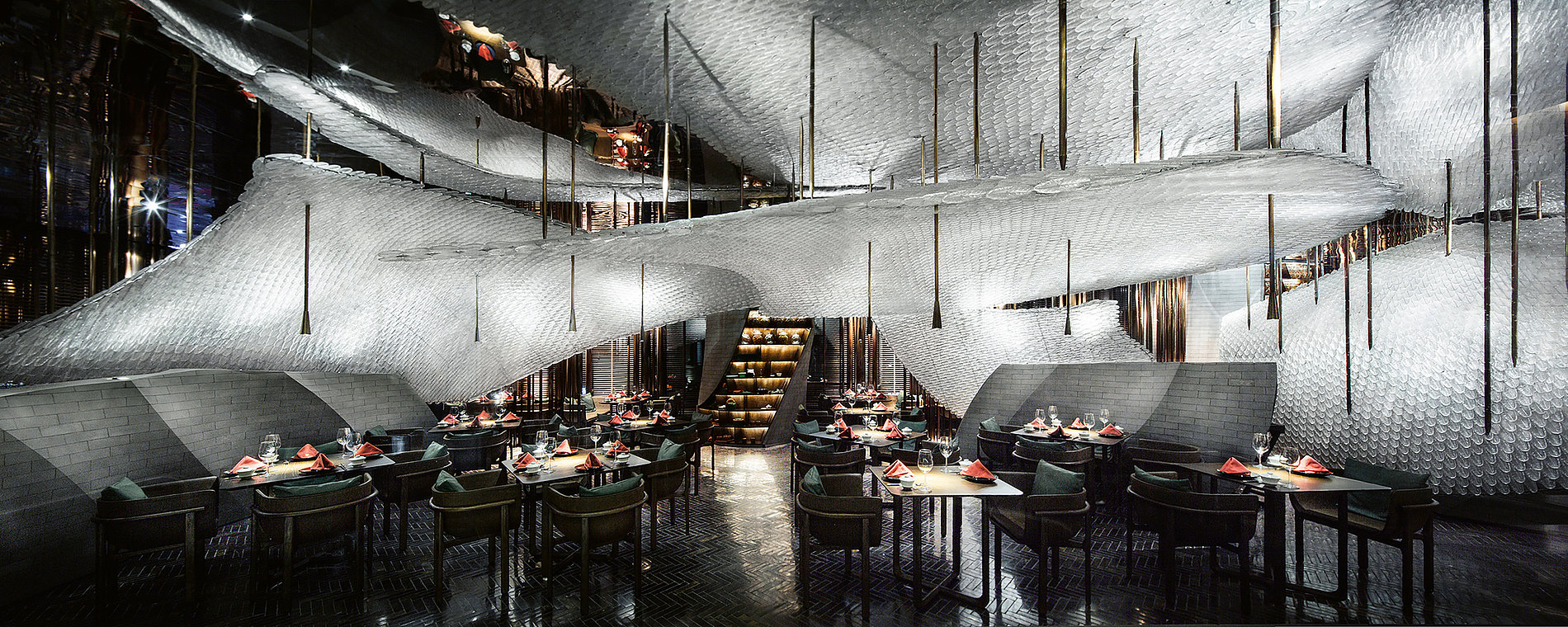 Song Chinese Cuisine | Red Dot Design Award