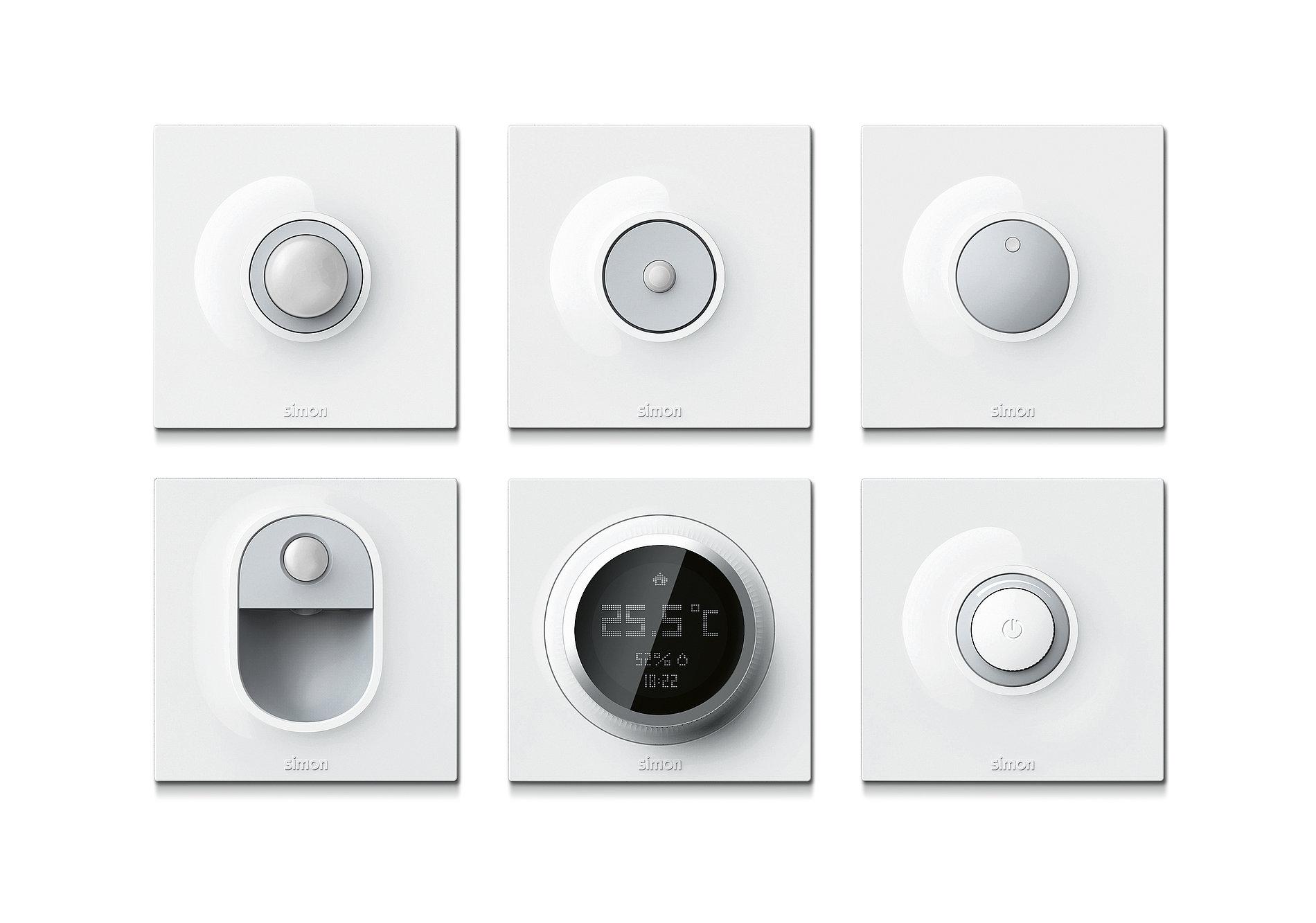 Simon 50E Electronic | Red Dot Design Award