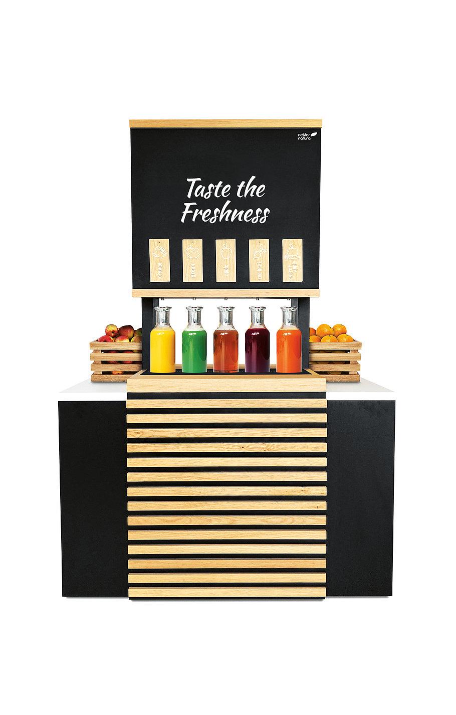 Juice Dispenser | Red Dot Design Award
